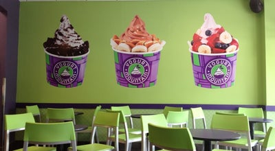 Photo of Ice Cream Shop Yogurt Mountain at 3000 Cahaba Village Plz, Mountain Brk, AL 35243, United States