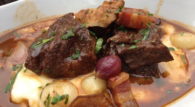 Photo of French Restaurant Brasserie at 4580 Laclede Ave, Saint Louis, MO 63108, United States