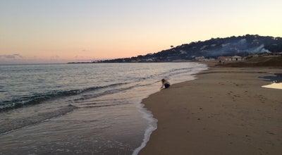 Photo of Beach Plage de la Nartelle at Avenue Du Maréchal Leclerc, Sainte-Maxime 83120, France