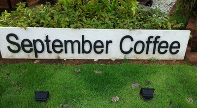 Photo of Coffee Shop September Coffee at 2/51, Sila, Thailand
