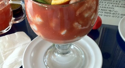 Photo of Mexican Restaurant Mariscos Ensenada #6 at 889 E Valley Blvd, Colton, CA 92324, United States