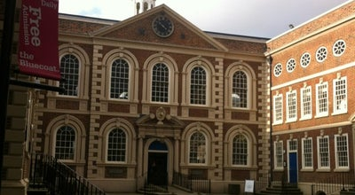 Photo of Art Gallery the Bluecoat at School Ln, Liverpool L1 3BX, United Kingdom