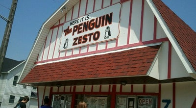 Photo of Ice Cream Shop Penguin Zesto at 602 E 3rd St, Winona, MN 55987, United States
