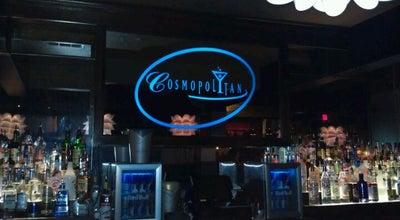 Photo of New American Restaurant CosmoLava Lounge at 45 13th St Ne, Atlanta, GA 30309, United States
