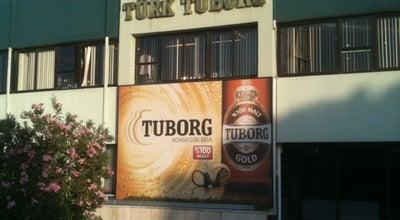 Photo of Brewery Tuborg Bira Fabrikası at Kemalpaşa Cd No:52 Işıkkent, Izmir 35070, Turkey