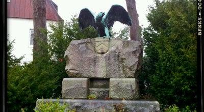 Photo of Historic Site Adler Denkmal at Jöllenbeck, Germany