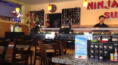 Photo of Sushi Restaurant Ninja Sushi at 715 1st St, Gilroy, CA 95020, United States