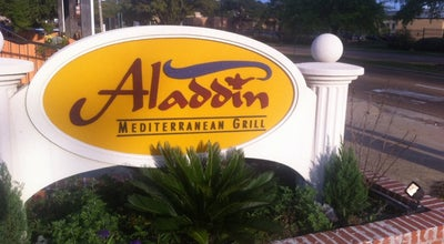 Photo of Mediterranean Restaurant Aladdin Mediterranean Grill at 730 Lakeland Dr, Jackson, MS 39216, United States
