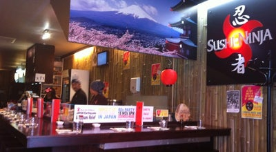 Photo of Japanese Restaurant Sushi Ninja at 89 Devon St East, City 4310, New Zealand