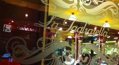 Photo of Italian Restaurant La Tagliatella at C. Pineda De Mar, 11, Platja d'Aro 17250, Spain