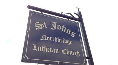 Photo of Church St John's Lutheran Church at 16 Aberdeen St, northbridge, We 6000, Australia