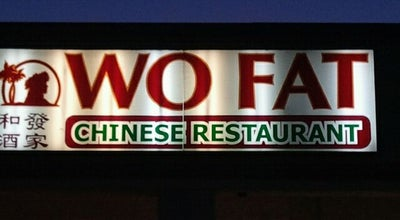 Photo of Chinese Restaurant Wo Fat Chinese Restaurant at 3700 East Desert Inn Road Las Vegas‎ Nv United Sta, Paradise, NV 89121, United States