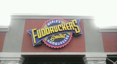Photo of Burger Joint Fuddruckers at 3848 Mchenry Ave., Modesto, CA 95350, United States