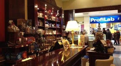 Photo of Chocolate Shop E. Wedel - Pijalnia Czekolady at Jana Pawła Ii 82, Warszawa, Poland