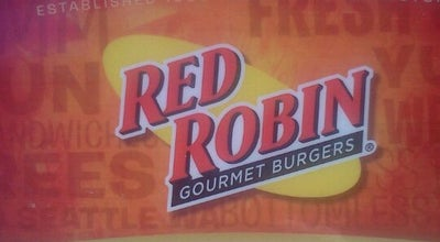 Photo of Burger Joint Red Robin Gourmet Burgers at 25207 104th Ave Se, Kent, WA 98030, United States