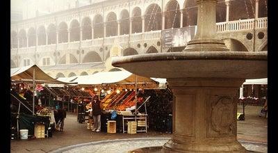 Photo of Plaza Piazza delle Erbe at Piazza Delle Erbe, Padova 35100, Italy
