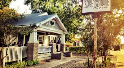 Photo of American Restaurant Eastside Cafe at 2113 Manor Rd, Austin, TX 78722, United States