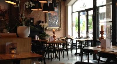 Photo of Cafe Van Buuren at Stationsweg 7, Leiden 2312 AS, Netherlands