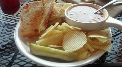 Photo of Sandwich Place Hammontree's Grilled Cheese at 326 N West Ave, Fayetteville, AR 72701, United States