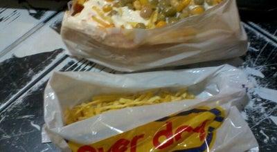 Photo of Burger Joint Over Dog at Av. Jorge Schimmelpfeng, 701, Foz do Iguaçu, Brazil