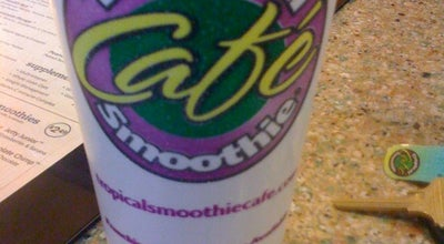 Photo of Smoothie Shop Tropical Smoothie Cafe at 11900 Kanis Rd, Little Rock, AR 72211, United States