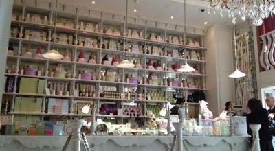 Photo of Dessert Shop Ladurée at Harrods, 135 Brompton Rd, Knightsbridge SW1X 7XL, United Kingdom