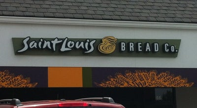 Photo of Bakery Saint Louis Bread Co. at 46 Four Seasons Shopping Ctr, Chesterfield, MO 63017, United States