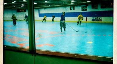 Photo of Hockey Arena Bridgeville RollerPlex at 341 Washington Ave, Bridgeville, PA 15017, United States