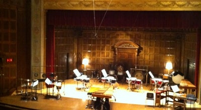 Photo of Concert Hall Kilbourn Hall at 26 Gibbs St, Rochester, NY 14604, United States