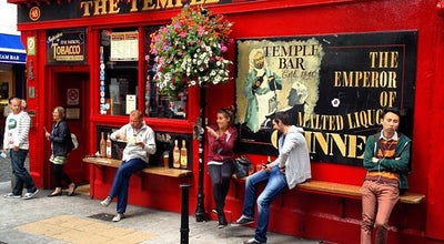 Photo of Pub The Temple Bar at 47-48 Temple Bar, Dublin 2, Ireland