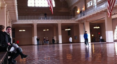 Photo of History Museum Ellis Island at Ellis Island, New York, NY 07305, United States