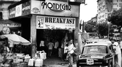 Photo of Cafe Café Mondegar at Metro House, 5-a Shahid Bhagat Singh Road, Mumbai 400039, India