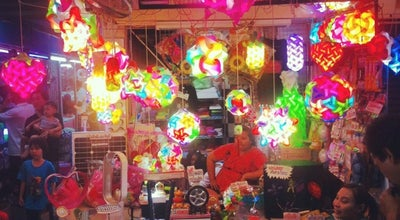Photo of Flea Market คลองถม (Khlong Thom) at Worachak Rd, Pom Prap Sattru Phai 10100, Thailand