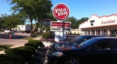 Photo of Mediterranean Restaurant Pita Inn at 3910 Dempster St, Skokie, IL 60076, United States