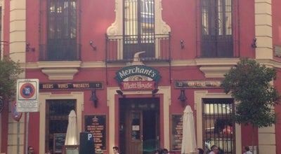 Photo of Pub Merchant's Malthouse at C. Canalejas, 12, Sevilla 41001, Spain