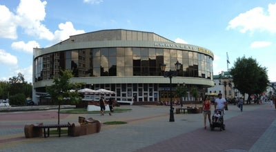Photo of Movie Theater Кинотеатр «Беларусь» at Советская Ул., 62, Брест, Belarus