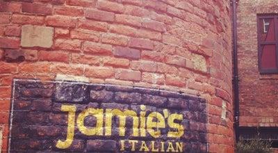 Photo of Italian Restaurant Jamie's Italian at 26 Lendal, York YO1 8AA, United Kingdom