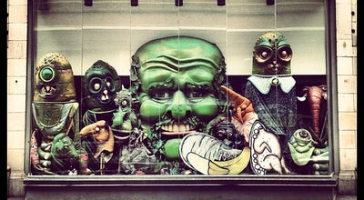 Photo of Art Gallery Big Nazo Lab at 60 Eddy St, Providence, RI 02903, United States
