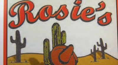 Photo of Mexican Restaurant Rosies Mexican Food at 33076 Yucaipa Blvd, Yucaipa, CA 92399, United States