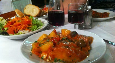 Photo of Italian Restaurant Trattoria Dal Cavalier Gino at Vicolo Rosini, 4, Roma 00186, Italy