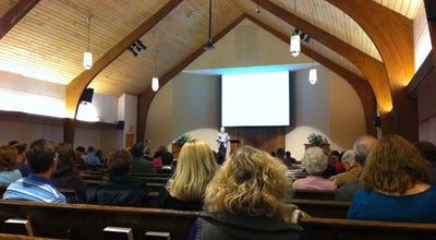 Photo of Church Church in the Falls at 837 Chestnut Blvd, Cuyahoga Falls, OH 44221, United States