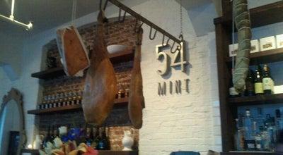 Photo of Italian Restaurant 54 Mint at 14 Mint Plz, San Francisco, CA 94103, United States