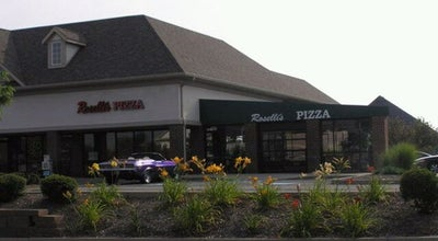 Photo of Pizza Place Roselli's Pizza at 4335 W 106th St, Carmel, IN 46032, United States