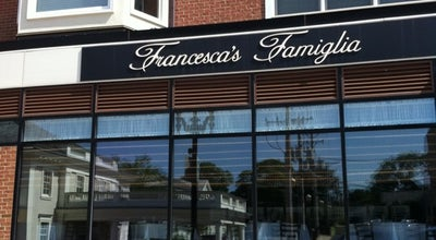 Photo of Italian Restaurant Francesca's Famiglia at 100 E Station St, Barrington, IL 60010, United States