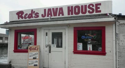 Photo of Burger Joint Red's Java House at 30 Pier, San Francisco, CA 94107, United States