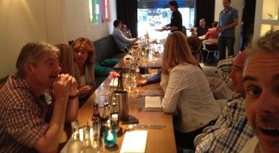 Photo of French Restaurant Restaurant Leuk at Kapelstraat 32, Bussum 1404 HZ, Netherlands