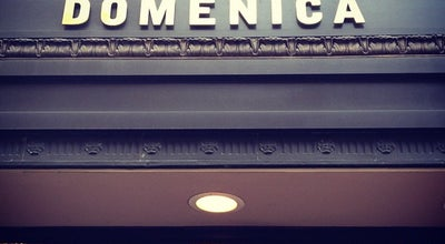 Photo of Italian Restaurant Domenica at 123 Baronne Street, New Orleans, LA 70112, United States
