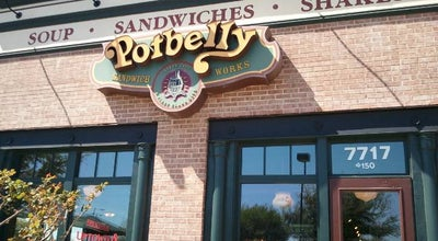 Photo of Sandwich Place Potbelly Sandwich Shop at 7717 N Macarthur Blvd #150, Irving, TX 75063, United States