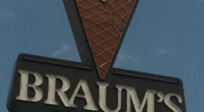 Photo of Ice Cream Shop Braum's Ice Cream & Dairy Store at 101 Sw 19th St, Moore, OK 73160, United States
