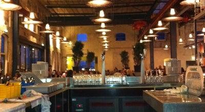 Photo of Seafood Restaurant Restaurant Stork at Gedempt Hamerkanaal 201, Amsterdam 1021 KP, Netherlands